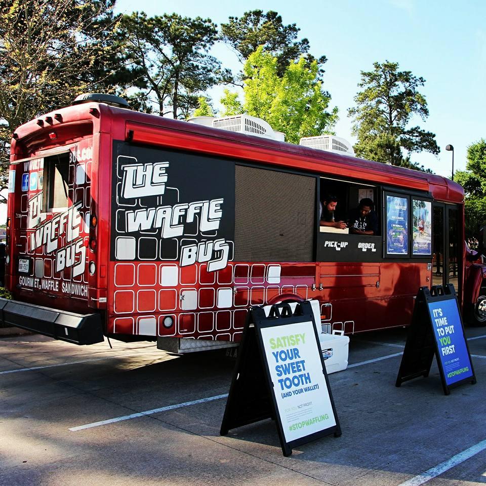 Houston - The Waffle Bus